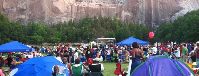 Stone Mountain Park is one of Bucket List.