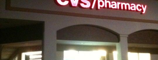 CVS pharmacy is one of Lieux qui ont plu à Heather.