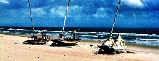 Praia do Presídio is one of Locais.