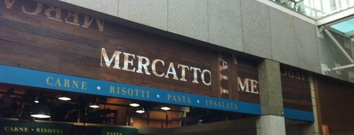 Mercatto is one of สถานที่ที่บันทึกไว้ของ Fabio.
