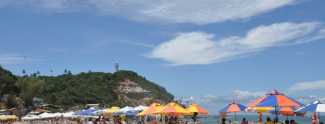 Segunda Praia is one of Sabrina 님이 좋아한 장소.