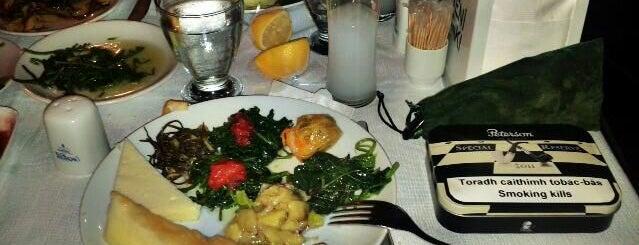 Cunda Sahil Restaurant is one of Dikili.
