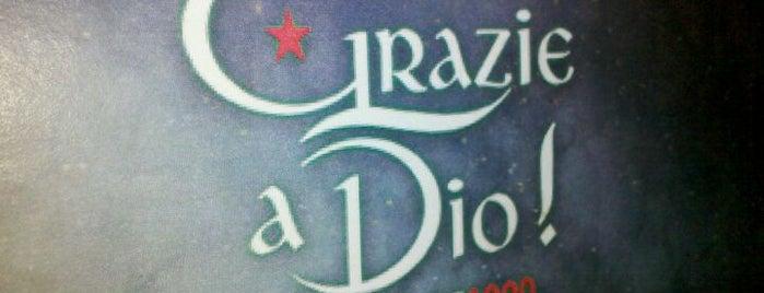 Grazie a Dio is one of Diversão garantida ou seu dinheiro de volta!.