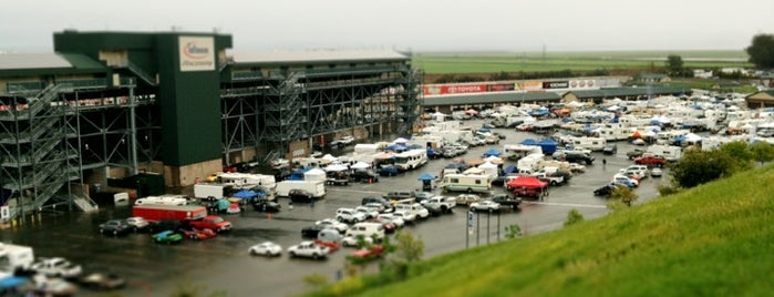 Sonoma Raceway is one of Bucket List for Gearheads.