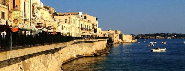 Siracusa is one of Scicily guide.