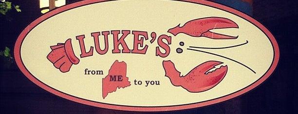 Luke's Lobster is one of New York.