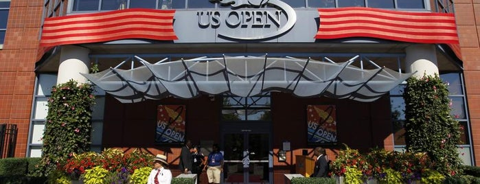 President's Gate - US Open is one of US Open Grounds.