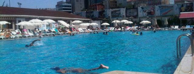 Club Aydınoğlu Havuzbaşı is one of สถานที่ที่ KaaN ถูกใจ.
