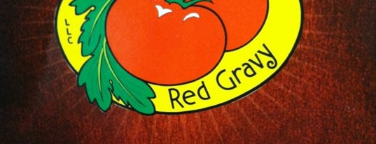 Red Gravy is one of GF.