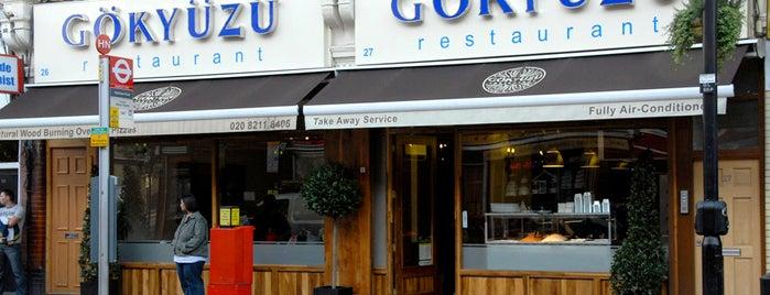 Gökyüzü Restaurant is one of Favourite Harringay Haunts.