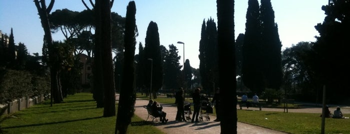 Villa Balestra is one of Parks in Rome - Italy.