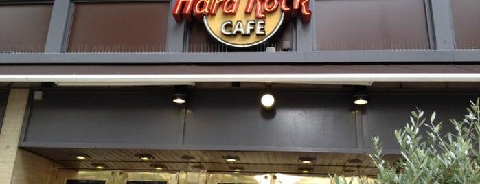 Hard Rock Cafe is one of Hard Rock Cafes I've Visited.