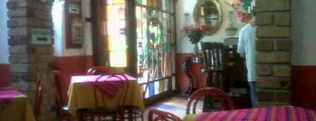 Restaurantes visitados