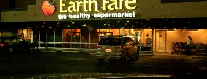 Earth Fare is one of Charleston.