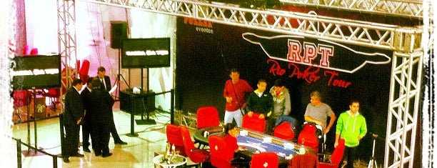 RPT - Rio Poker Tour is one of Locais salvos de Cida F..