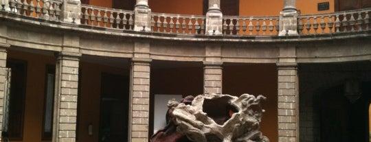 Museo Nacional de San Carlos is one of Museos en DF.