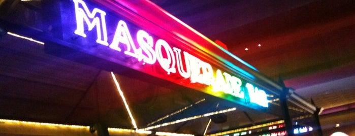 Rio Masquerade Bar is one of las.