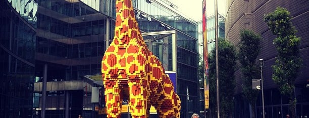 LEGOLAND Discovery Centre is one of Berlin, baby!.