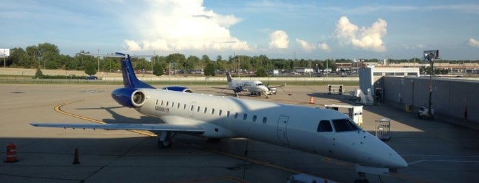 Cleveland Hopkins International Airport (CLE) is one of International Airport Lists (2).