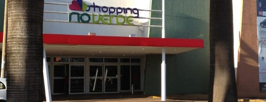 Shopping Rio Verde is one of Lugares favoritos de Fernando.