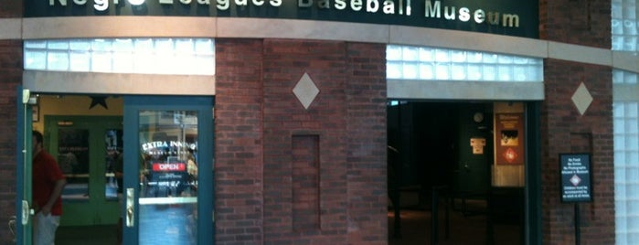 Negro Leagues Baseball Museum is one of Baseball Travel List.
