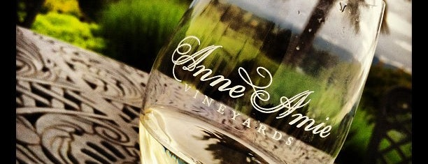 Anne Amie Vineyards is one of Oregon.