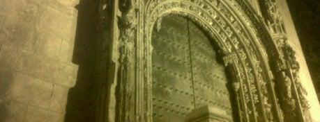 Iglesia del Sagrario is one of Malaga, Spain.