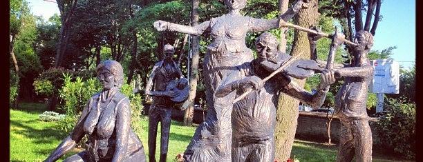 Maçka Sanat Parkı is one of Orte, die Elmyra🐾 gefallen.