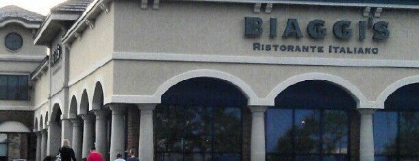 Biaggi's Ristorante Italiano is one of Posti salvati di Ray.