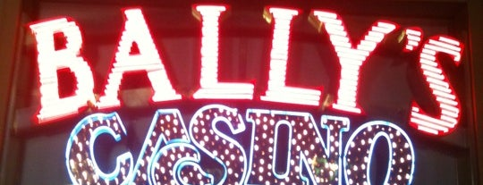 Bally's Casino & Hotel is one of Gamblin' Joints.