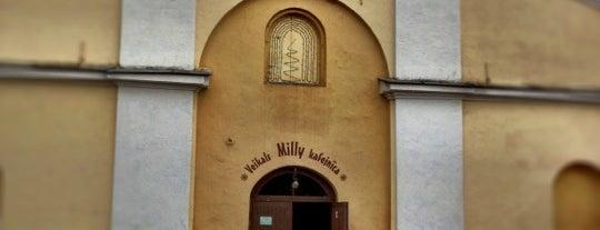 Milly | Veikals - Kafejnīca is one of Locais curtidos por Денис.