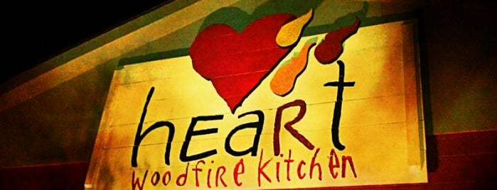 Heart Woodfire Kitchen is one of Charleston.