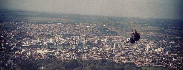 Serra Santa Helena is one of Trabalho.