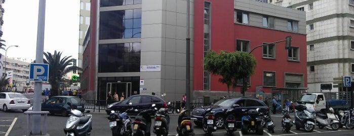 Centro de Salud de Alcaravaneras is one of Medicuchos.