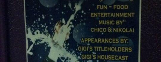 Gigi's is one of Locais curtidos por James.