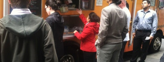 Gorilla Cheese Truck NYC is one of New York Best: Food & drinks.
