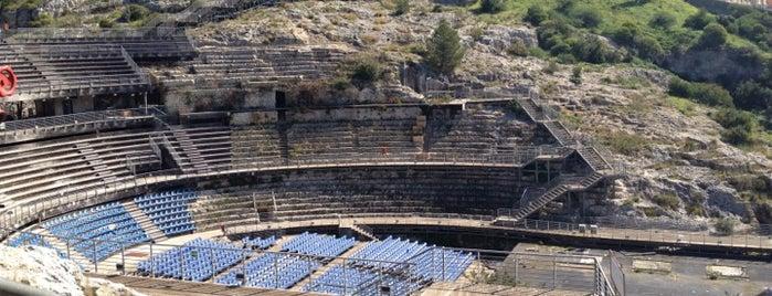 Anfiteatro romano is one of SARDEGNA - ITALY.