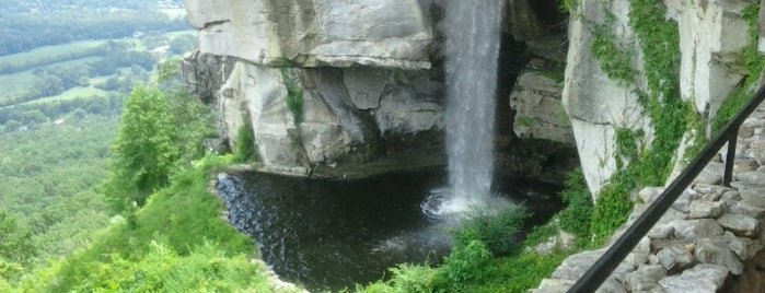 Rock City Gardens is one of Atlanta bucket list Pt 2.