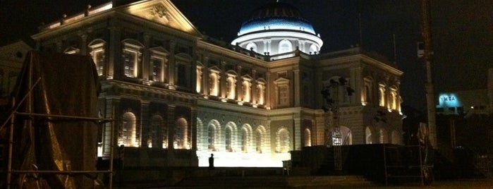 National Museum of Singapore is one of Singapore Place.