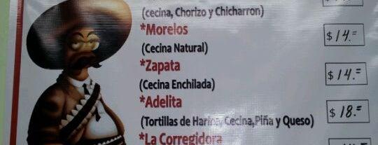 Tacos Villa is one of Locais curtidos por Hugo.