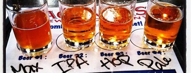 Lagunitas Brewing Company is one of Best US Breweries--Brewery Bucket List.