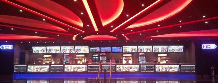 Cinema City is one of Ruse.