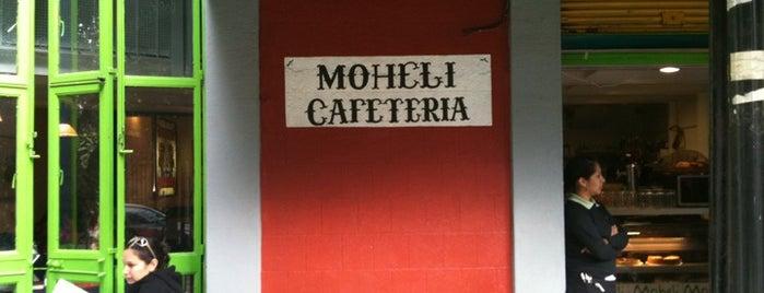 Moheli is one of café/té.