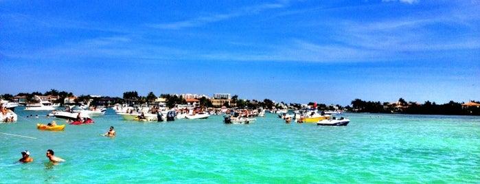 Nixon SandBar is one of Miami by Christina ✨.