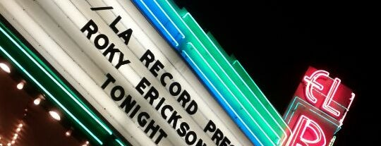 El Rey Theatre is one of Best Los Angeles Music Venues.