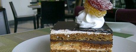 Fresca Café and Gelateria at Four Seasons Hotel Alexandria is one of Egypt Best Cafés.