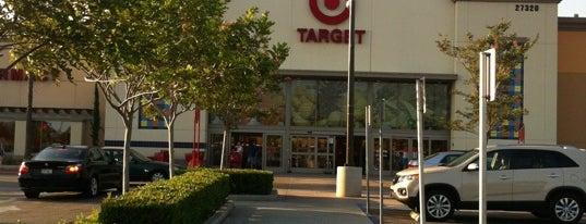 Target is one of Lieux qui ont plu à Donna.