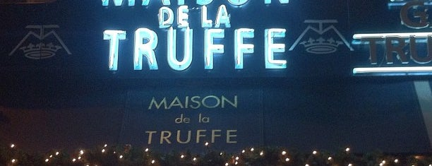 La Maison de la Truffe is one of Paris prestige.
