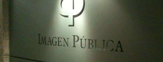 Imagen Pública is one of To-do list.