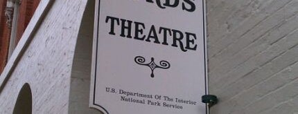 Ford's Theatre is one of Must see places in Washington, D.C..